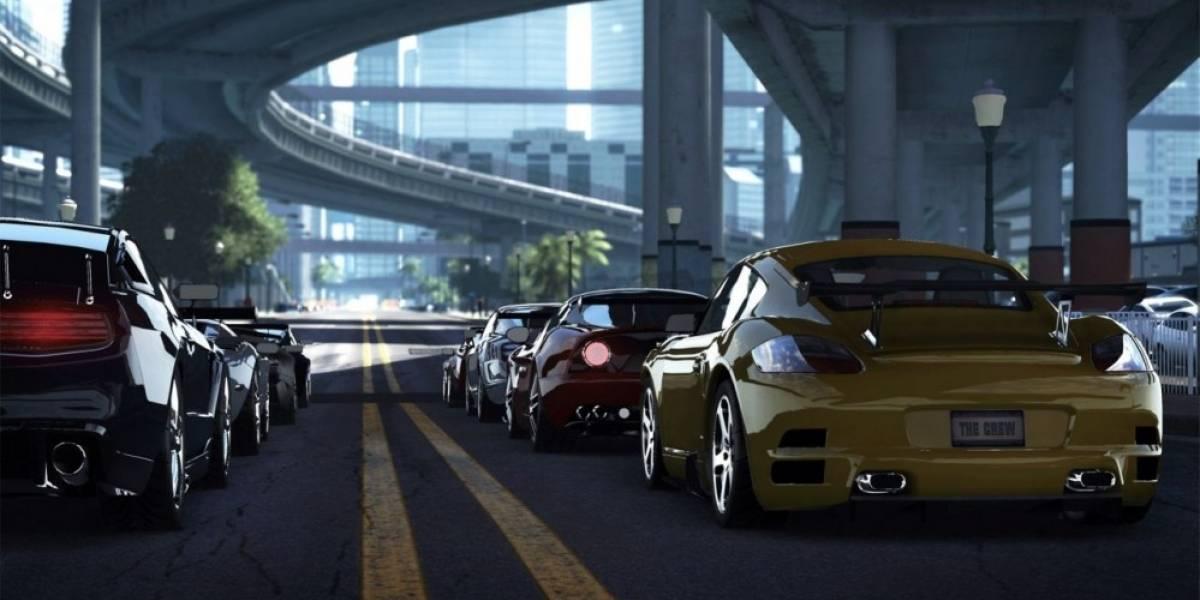 En Ubisoft confían en que The Crew no tendrá un lanzamiento desastroso