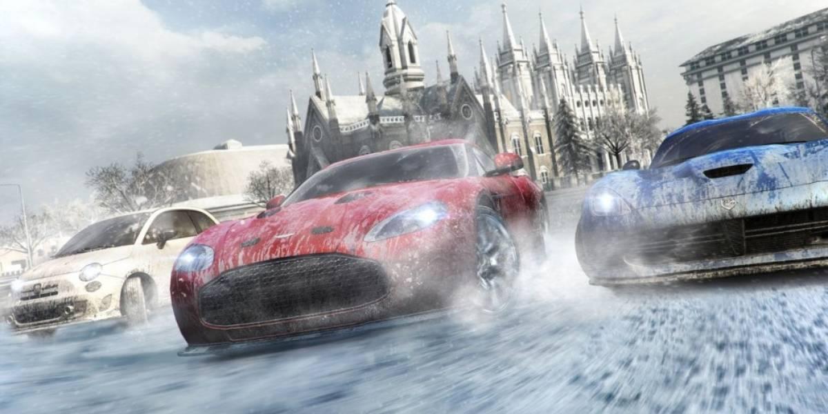 Disponible nuevo DLC y actualización para The Crew