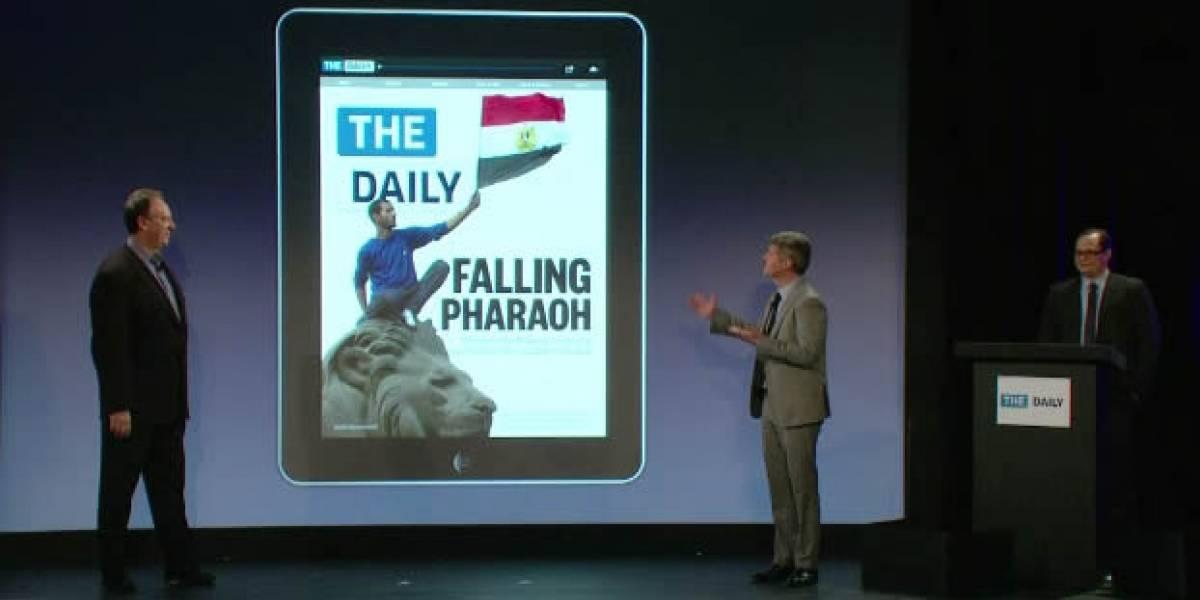 Comienza una nueva era de la información con The Daily