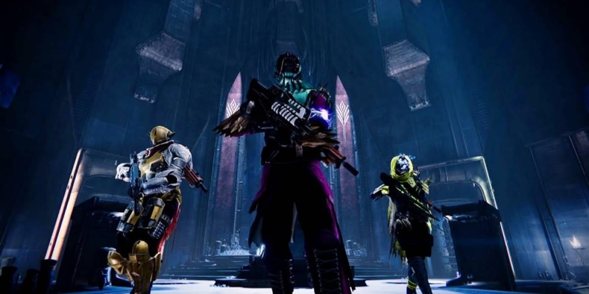 Vean el tráiler de lanzamiento de Destiny: The Dark Below