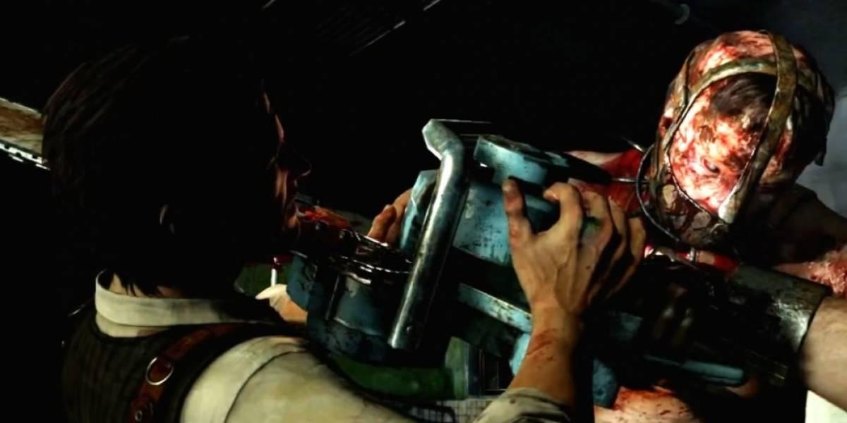 Este video de The Evil Within recuerda (un poco) a Resident Evil 4