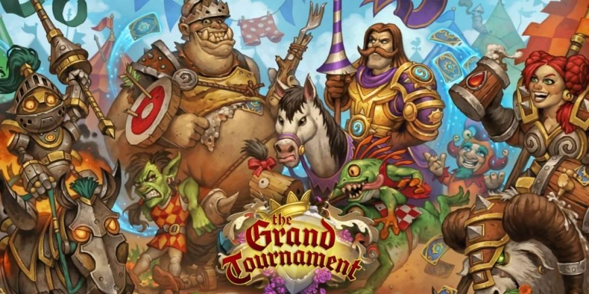 Hearthstone: The Grand Tournament se pondrá disponible la próxima semana