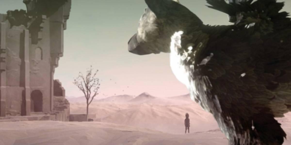 Sony vuelve a registrar The Last Guardian