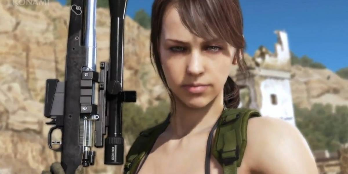Metal Gear Solid V: The Phantom Pain muestra nuevo trailer #E32015