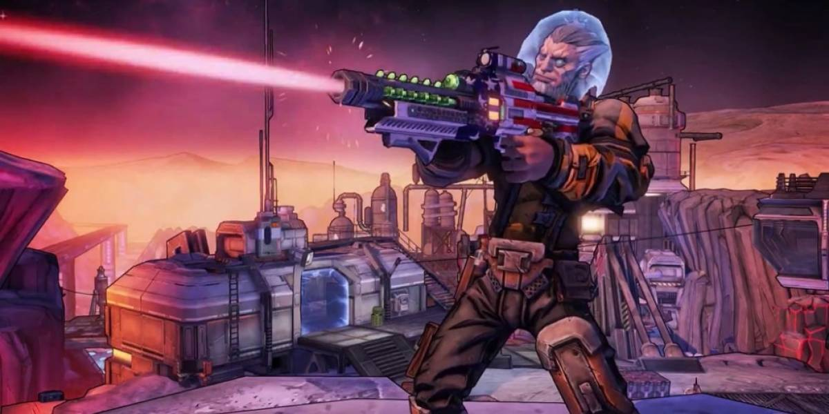 Diez minutos de introducción para Borderlands: The Pre-Sequel