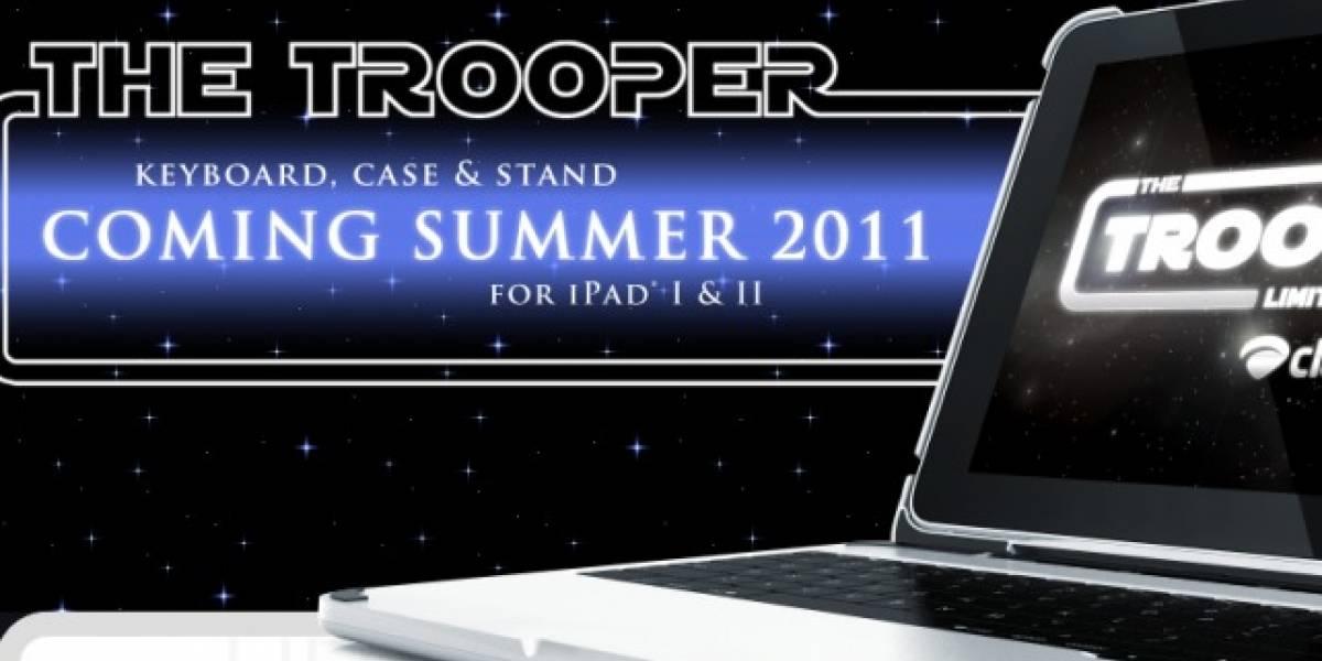 The Trooper, una funda galáctica para tu iPad