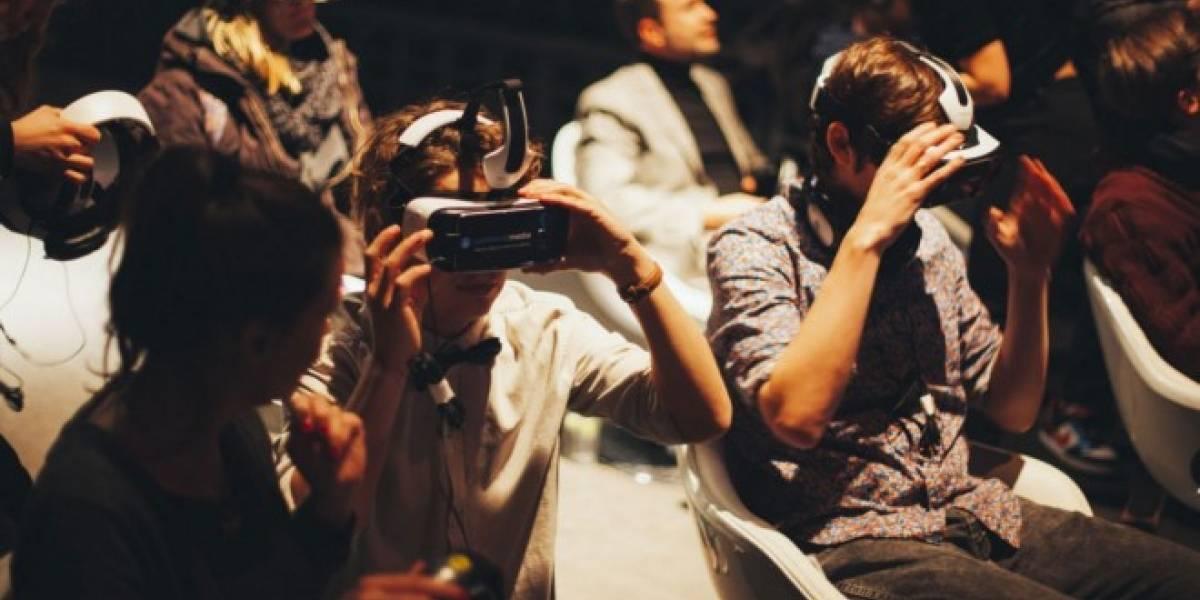 El primer cine con realidad virtual usará dispositivos de Samsung