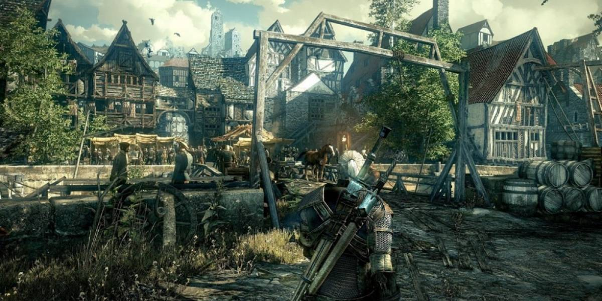 Más de 35 minutos de The Witcher 3: Wild Hunt