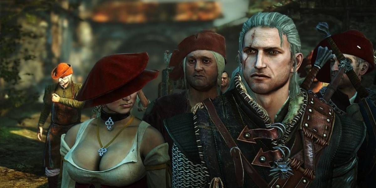 Todo The Witcher mega rebajado de precio en Steam