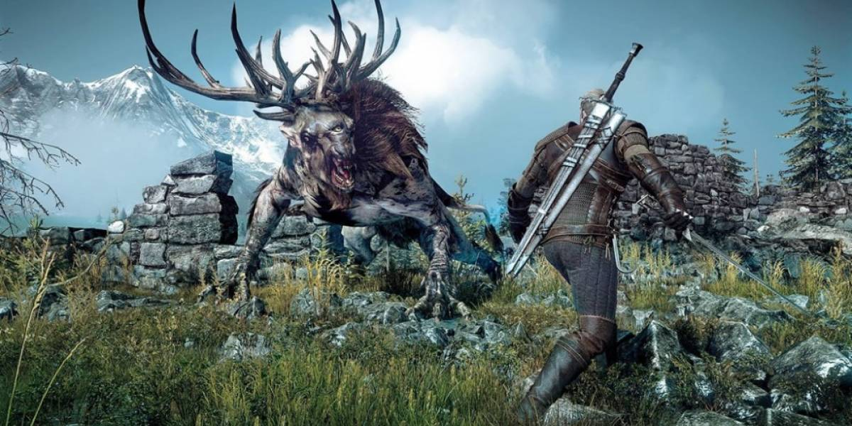 Estos son los primeros 15 minutos de The Witcher 3: Wild Hunt
