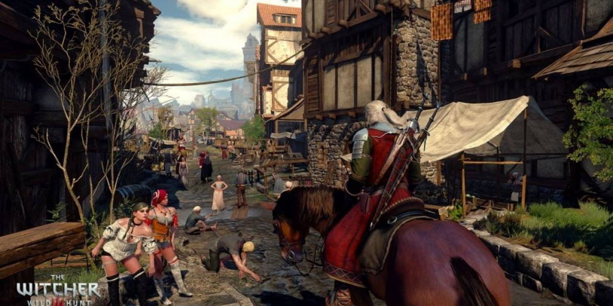 El parche 1.08 para The Witcher 3 ya está disponible en PC, PS4 y Xbox One