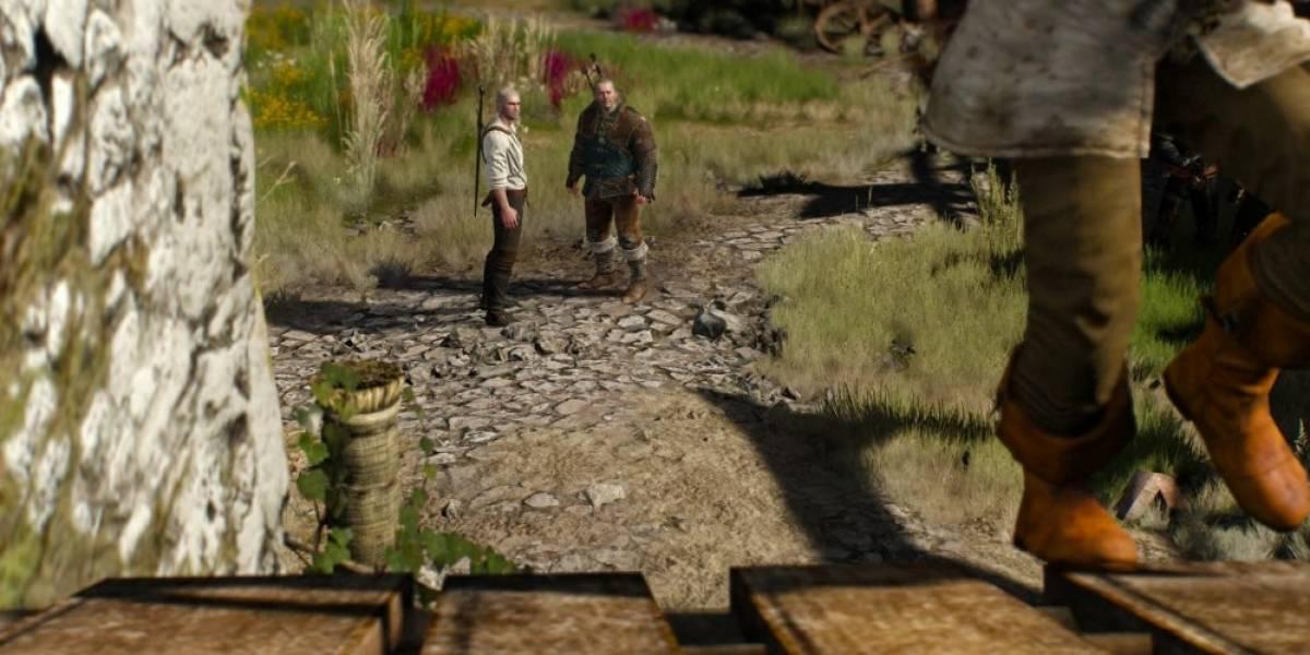 Parche 1.05 de The Witcher 3 ya está en PC y PS4