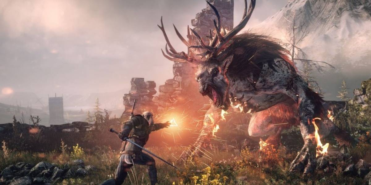 The Witcher 3: Wild Hunt se retrasó para pulir glitches y bugs principalmente