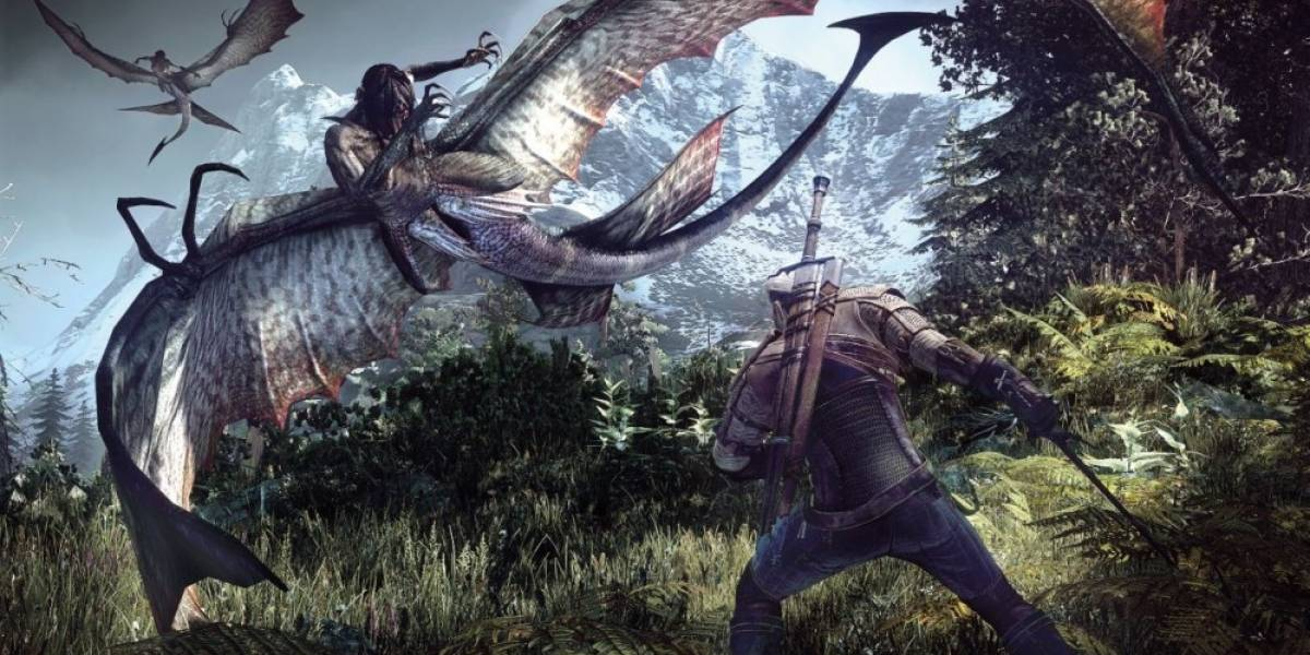 8 minutos de pura jugabilidad de The Witcher 3