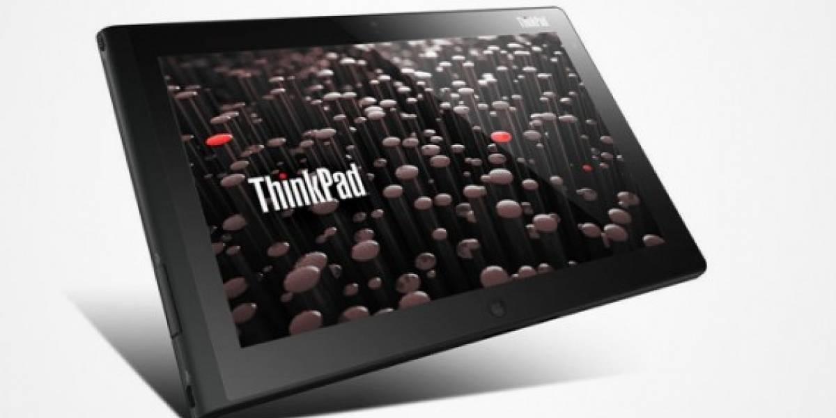 Lenovo: Tablets con Windows 8 RT costarán USD$300 menos que con Windows 8 Pro