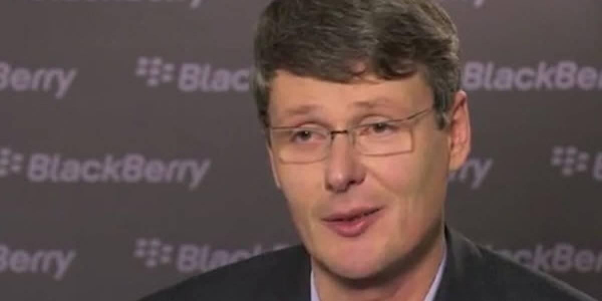 Nuevo CEO de RIM aclara comentarios sobre el estado de la compañía