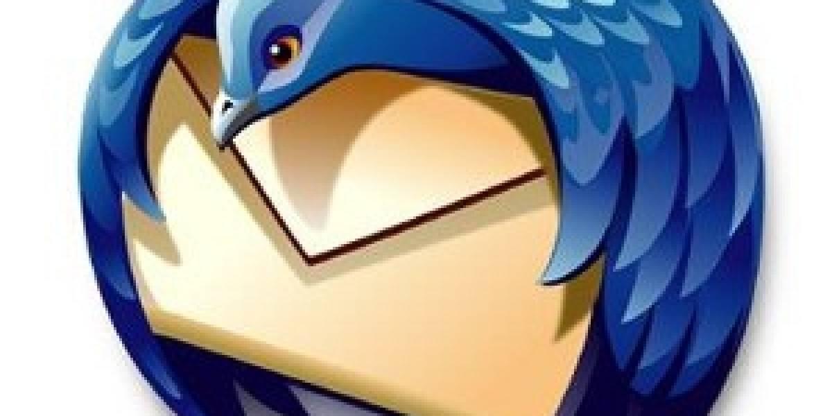 Llegó Thunderbird 5.0