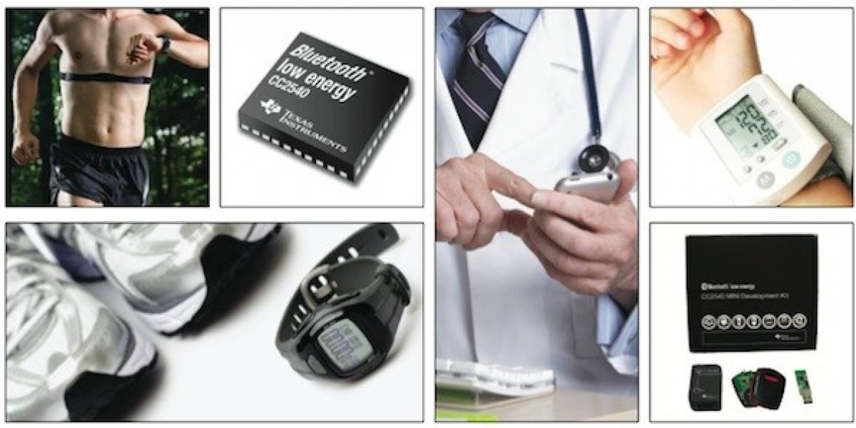 Texas Instruments reduce en un 33% consumo energético del Bluetooth