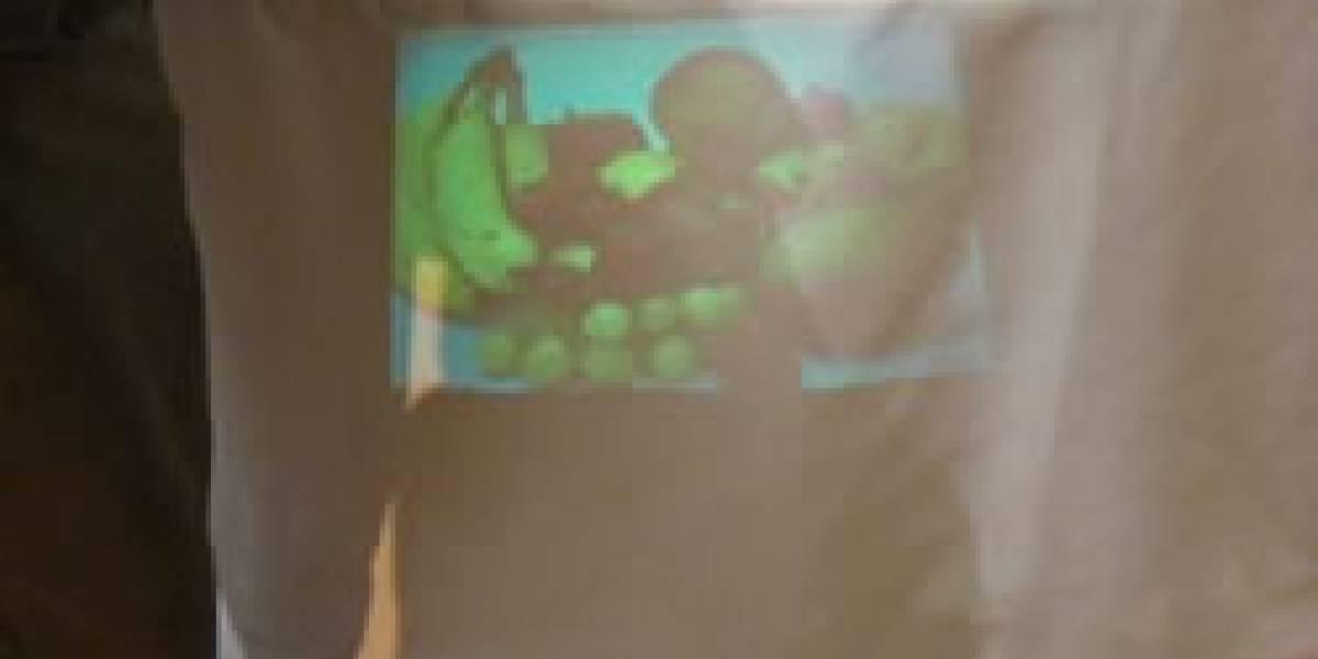 Video del celular con Pico en acción