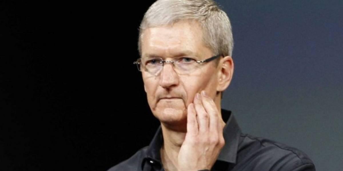 Tim Cook culpa a la economía mundial por los resultados de Apple