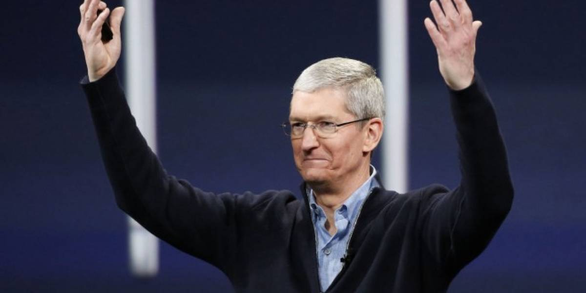 Tim Cook promete permitir borrar algunas apps nativas de iOS