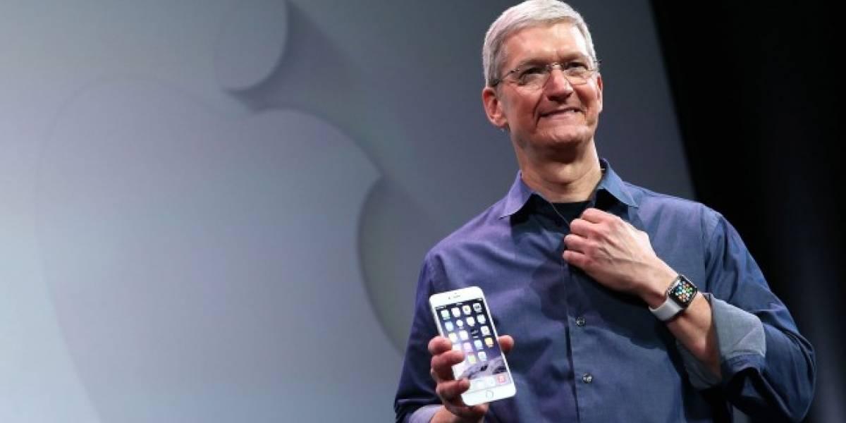 Cómo ver el evento de Apple en vivo
