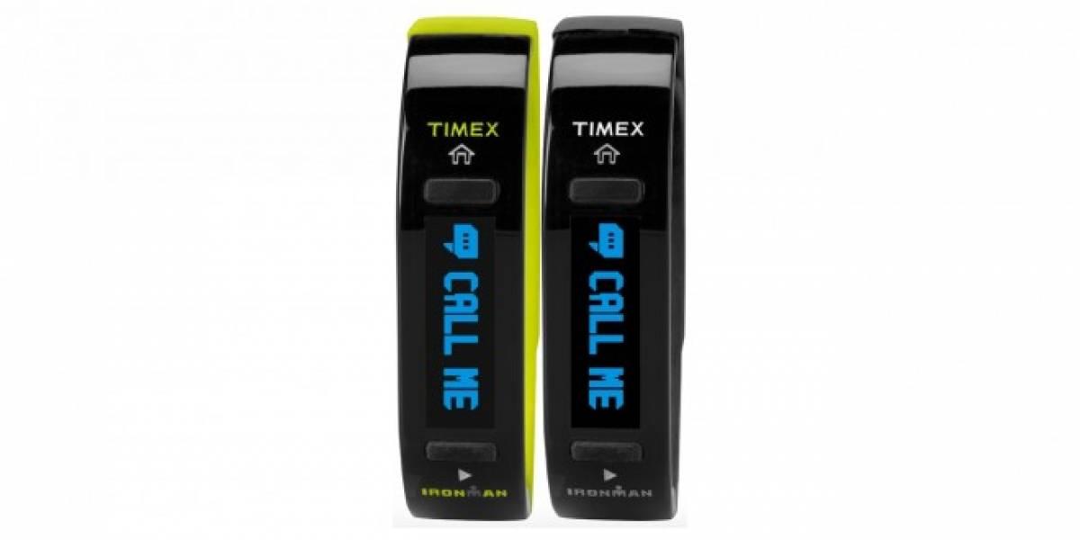 Timex presenta su nueva IronMan Move x20 en Chile