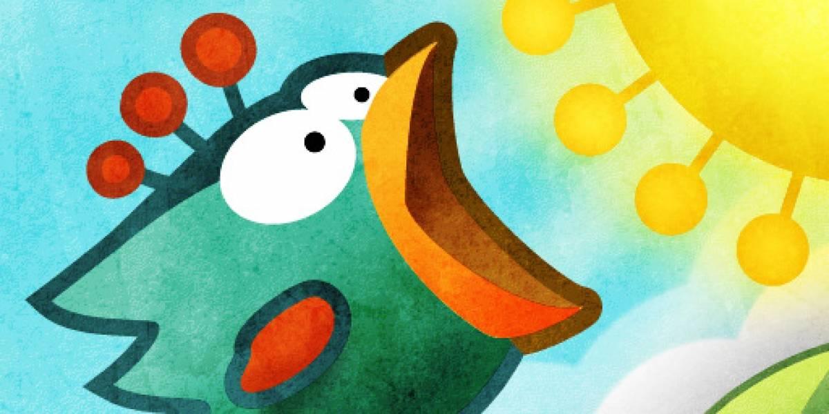 Tiny Wings es el nuevo exitazo de la App Store, ¿el nuevo Angry Birds?