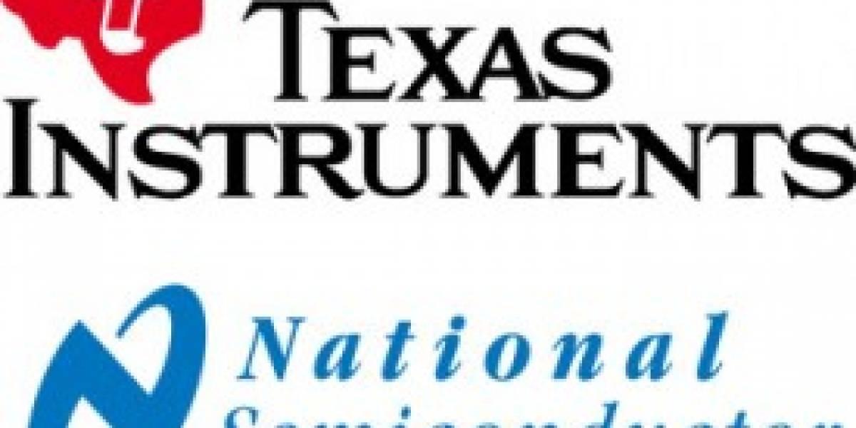 Texas Instrument en planes de adquirir National Semiconductors