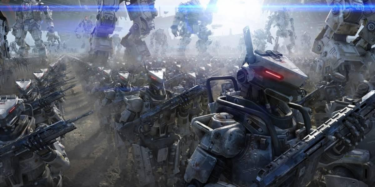 EA reitera el lanzamiento multiplataforma de Titanfall 2