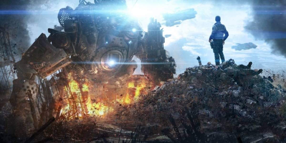 Gran actualización para Titanfall en Xbox 360, desde el 1 de diciembre