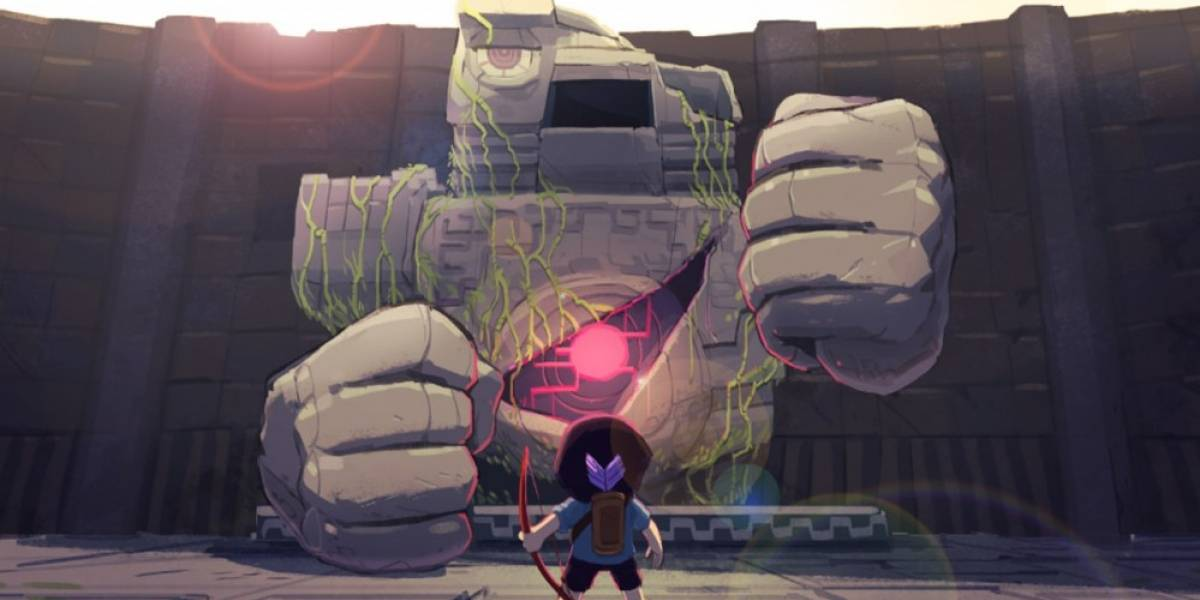 Tráiler de Titan Souls nos muestra su evolución desde que era un prototipo