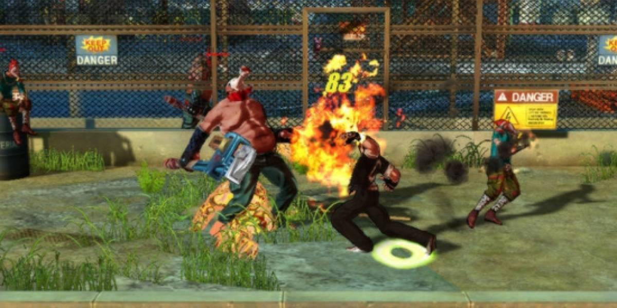 The King of Fighters ahora como RPG en línea