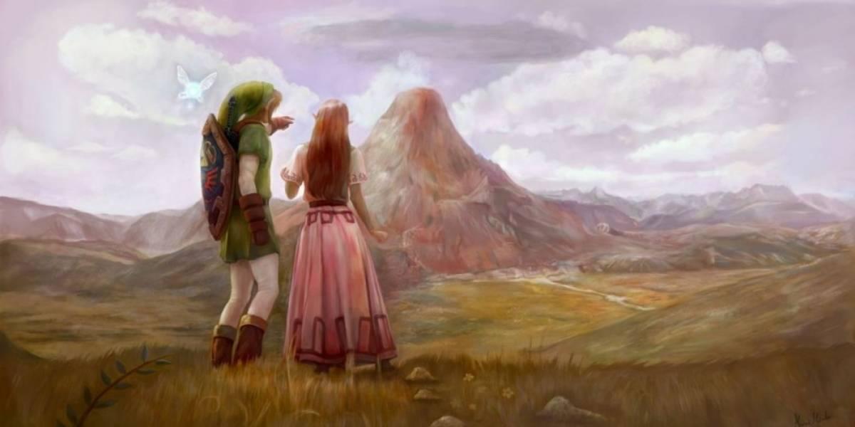 Iwata dice que Netflix no hará serie de Zelda