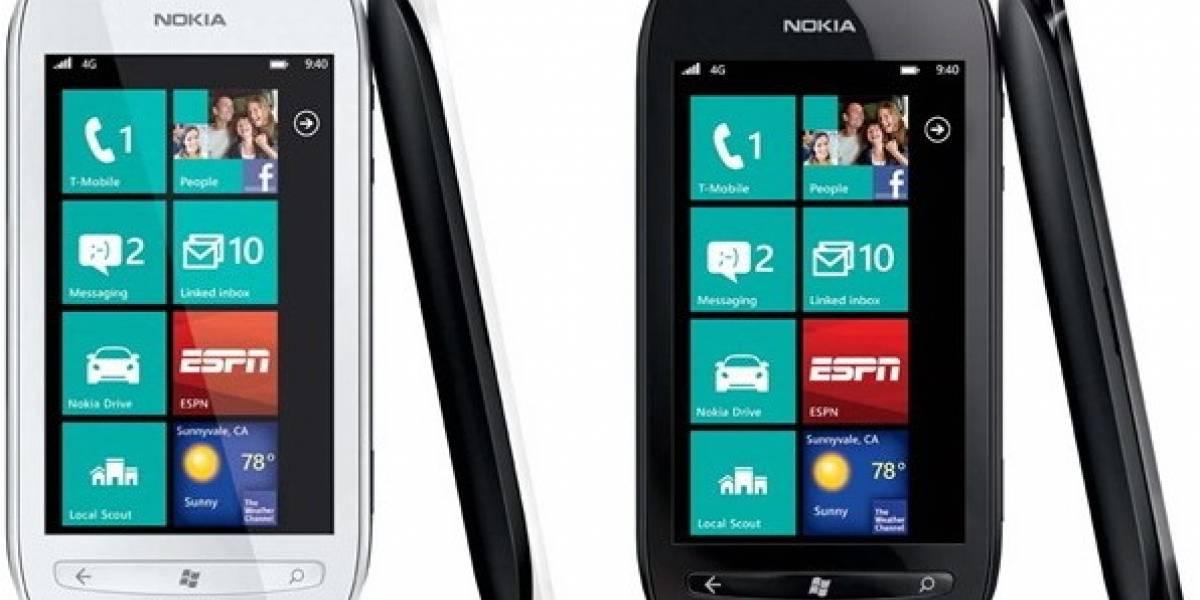 Nokia Lumia 710 ya está a la venta en Estados Unidos
