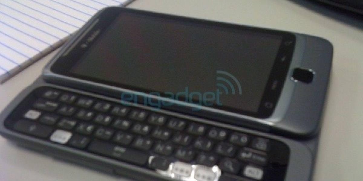El HTC G2 muestra la cara