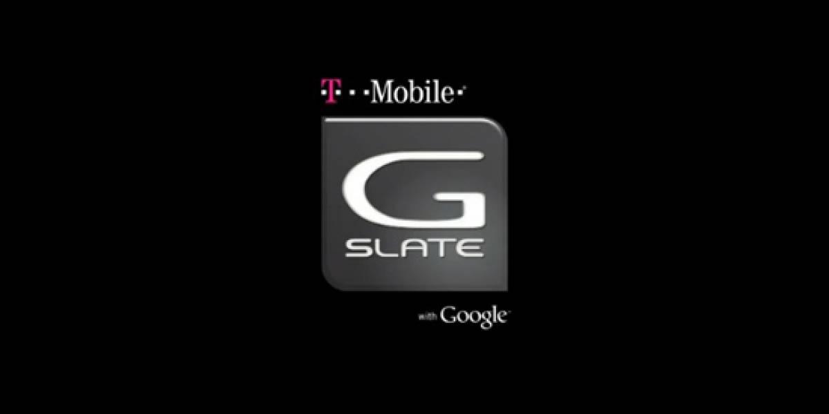CES 2011: G-Slate es la tableta de 4G Honeycomb de T-Mobile y LG