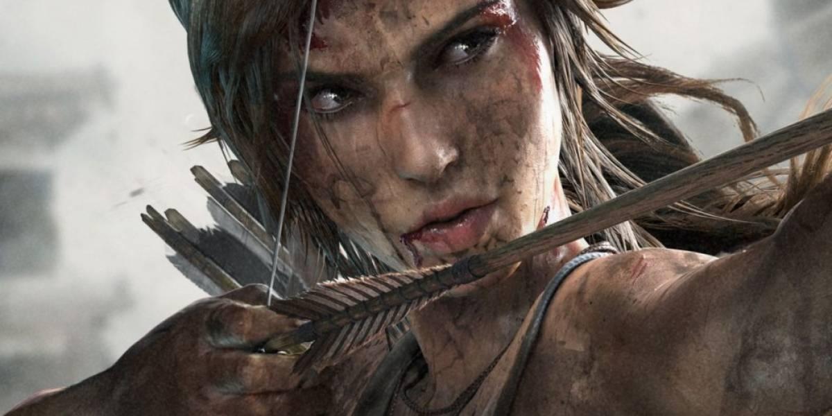Reboot de Tomb Raider llega a 8.5 millones de copias vendidas