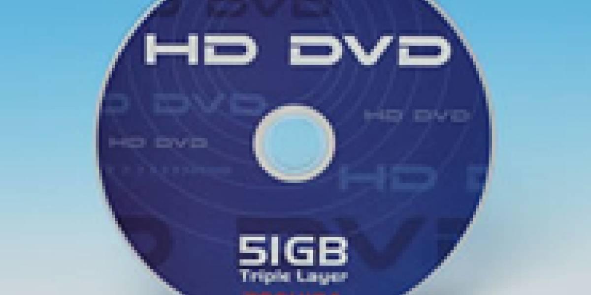 CES: Toshiba anuncia HD DVD ROM de 51GB