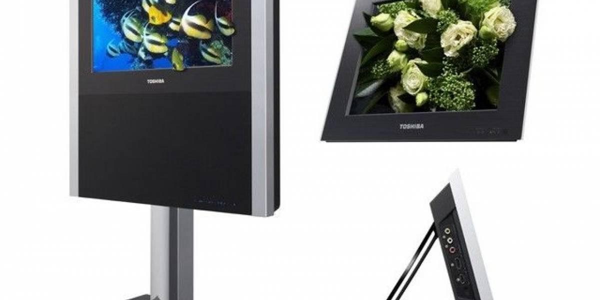 Toshiba anuncia 3D TV Regza 40GL1