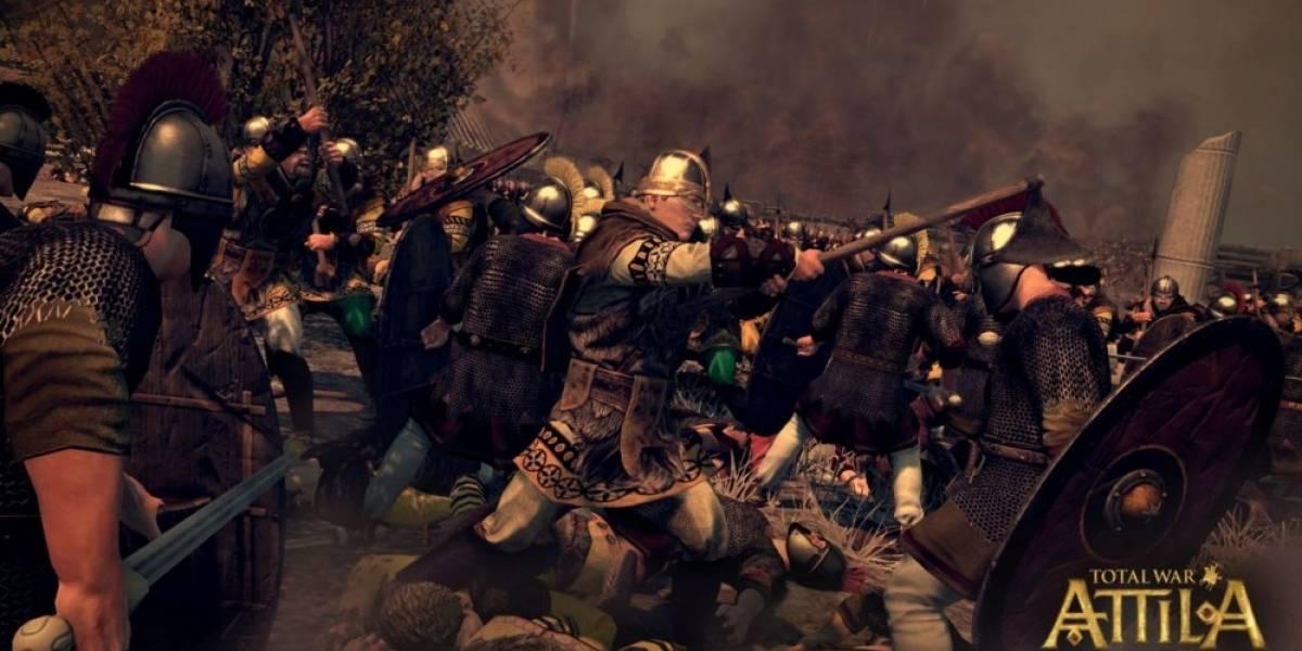 The Creative Assembly anuncia Total War: Attila