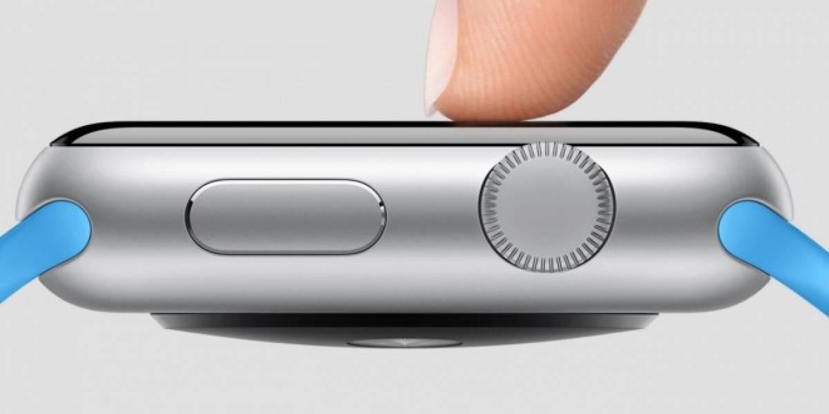 La tecnología Force Touch de Apple Watch llegaría al siguiente iPhone