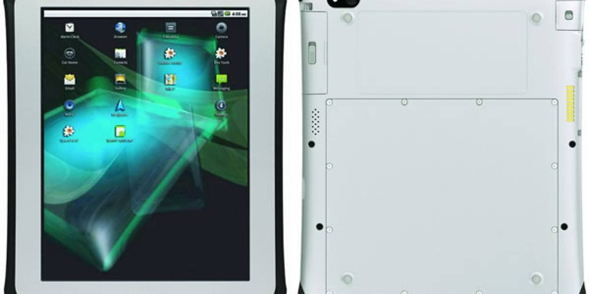 Panasonic prepara tablets ultra-resistentes para su linea Toughbook