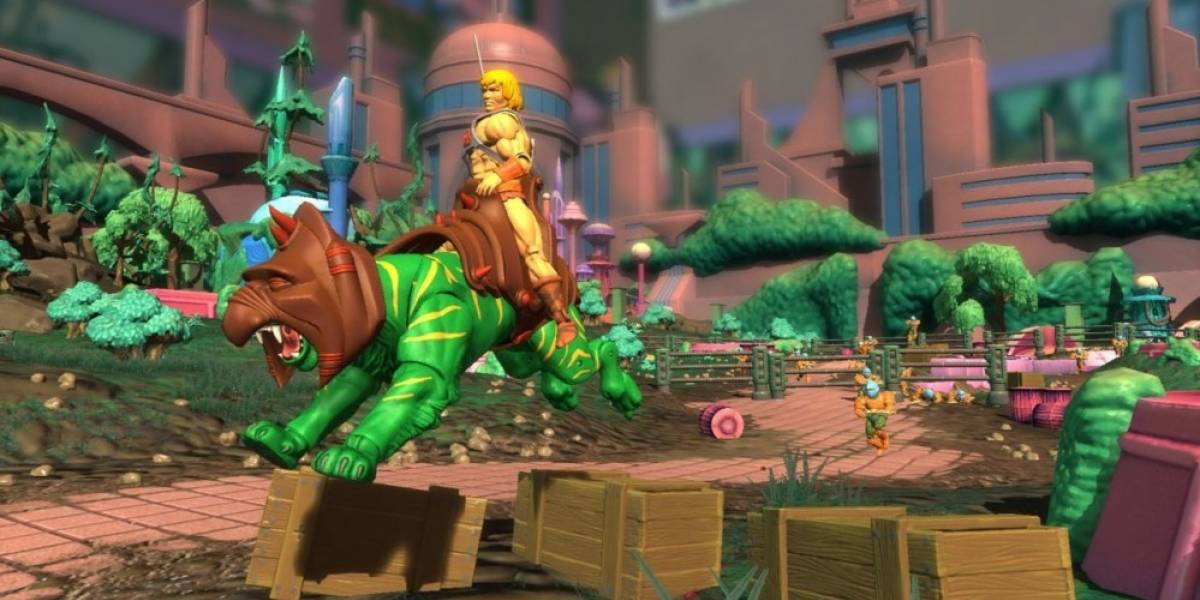 He-Man y G.I. Joe se integran a Toy Soldiers: War Chest