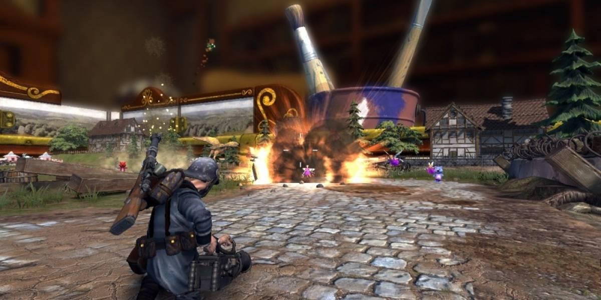 Toy Soldiers: War Chest llegará a PS4, Xbox One y PC a principios de 2015