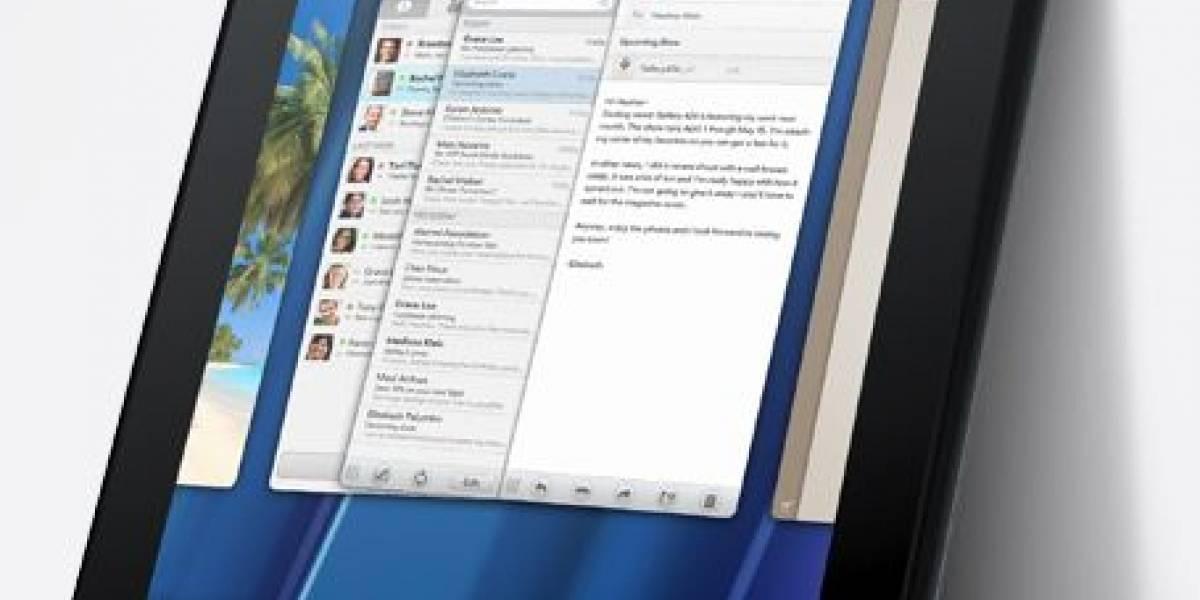 Qualcomm nos detalla cómo es el interior del HP TouchPad