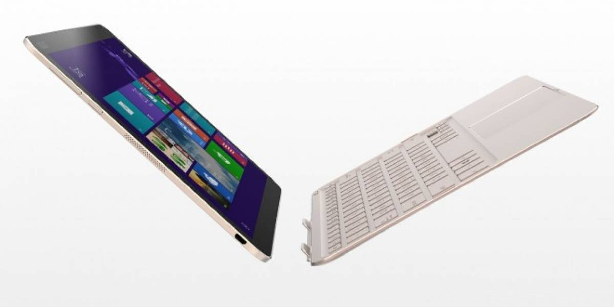Asus Transformer Book T300 Chi es la nueva ultradelgada tablet con Windows 8.1