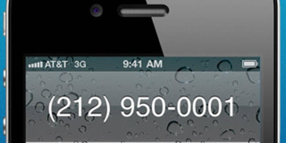 App de iPhone permite identificar llamadas no-identificables