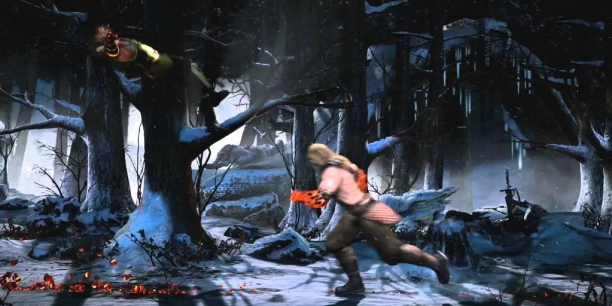 Tráiler de Tremor, nuevo personaje que llega mañana a Mortal Kombat X