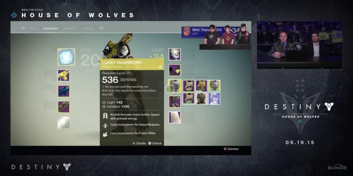 Bungie dio a conocer la modalidad Trials of Osiris de Destiny